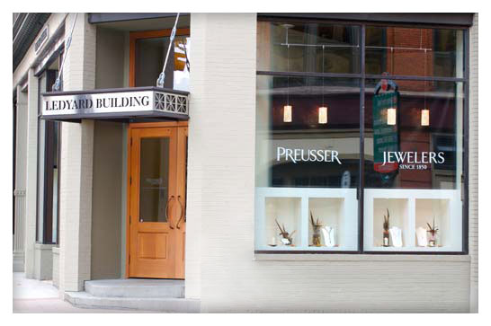 Preusser Jewelers Building