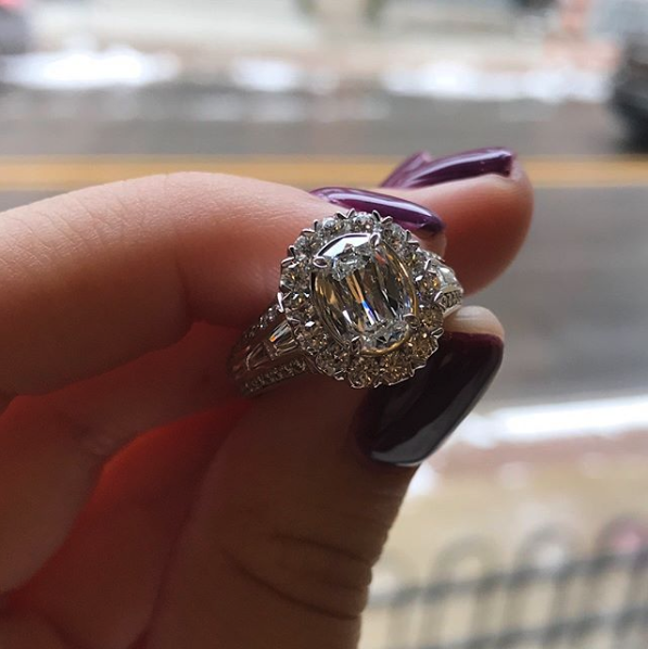 Bridal Jewelry Ring