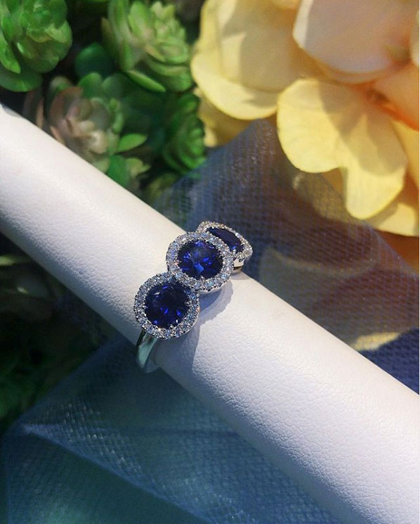 Preusser Jewelers Colored Gemstones Sapphire