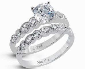 Simon G Ring Preusser Jewelers