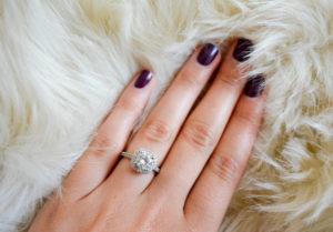 Preusser Jewelers Unique Engagement Ring