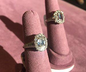 2 rings separate